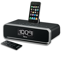Image of iHome ID91 Radiosveglia con doppio allarme per iPhone, iPod e iPad