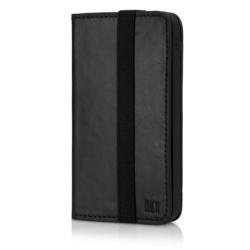 prezzo Hex Code Wallet a portafoglio in pelle per iPhone 4 4S Black in offerta