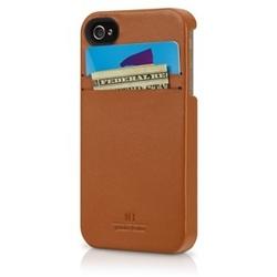 prezzo Hex Solo Custodia Wallet per iPhone 4 4S British Tan in offerta