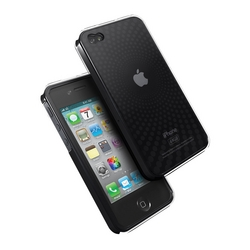 prezzo iFrogz Soft Gloss Custodia per iPhone 4 Smoke in offerta