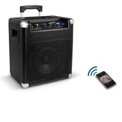 ION Blockrocker BT - Sistema audio ultra portaile con bluetooth, Radio FM