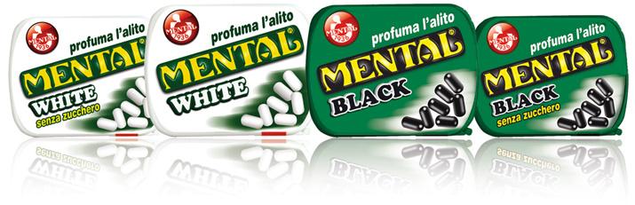 Tradizionali - Caramelle Mental Fassi