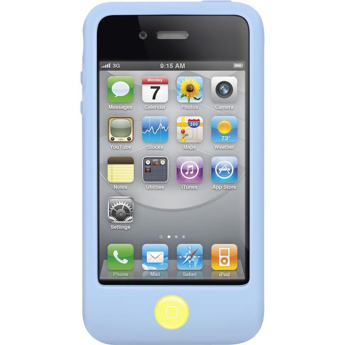 prezzo Custodia iPhone 4 Colors Pastels Baby Blue SwitchEasy in offerta