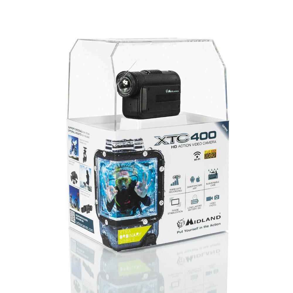 XTC400 - FULLHD CON WI-FI thumb 0 thumb 1 thumb 2 thumb 3 thumb 4 thumb 5 thumb 6