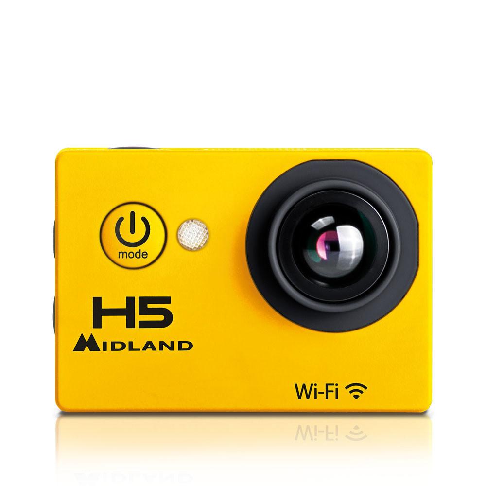 Midland H5 - FullHD e WiFi integrato