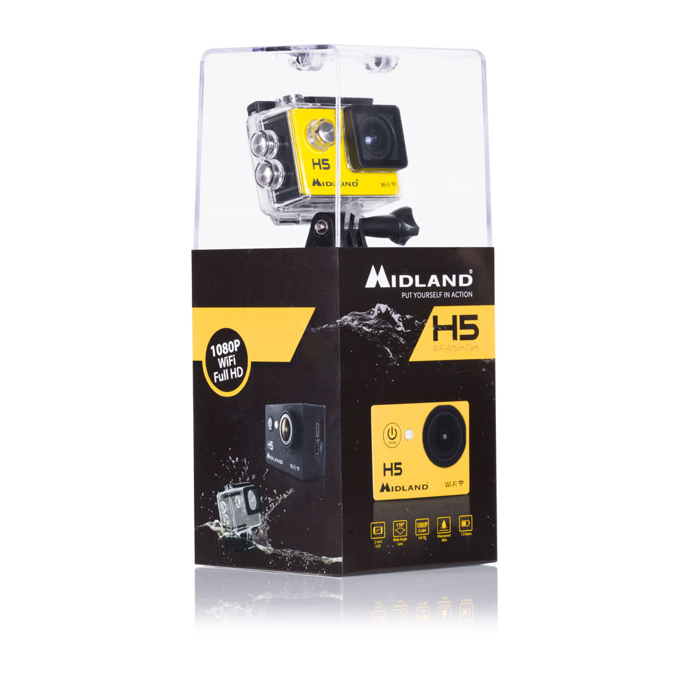 Midland H5 - FullHD e WiFi integrato thumb 0 thumb 1 thumb 2 thumb 3 thumb 4 thumb 5 thumb 6 thumb 7 thumb 8 thumb 9 thumb 10 thumb 11