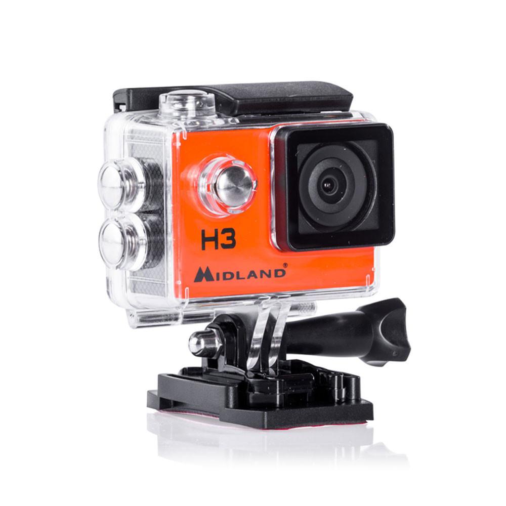 Midland H3 - Action camera HD thumb 0 thumb 1 thumb 2