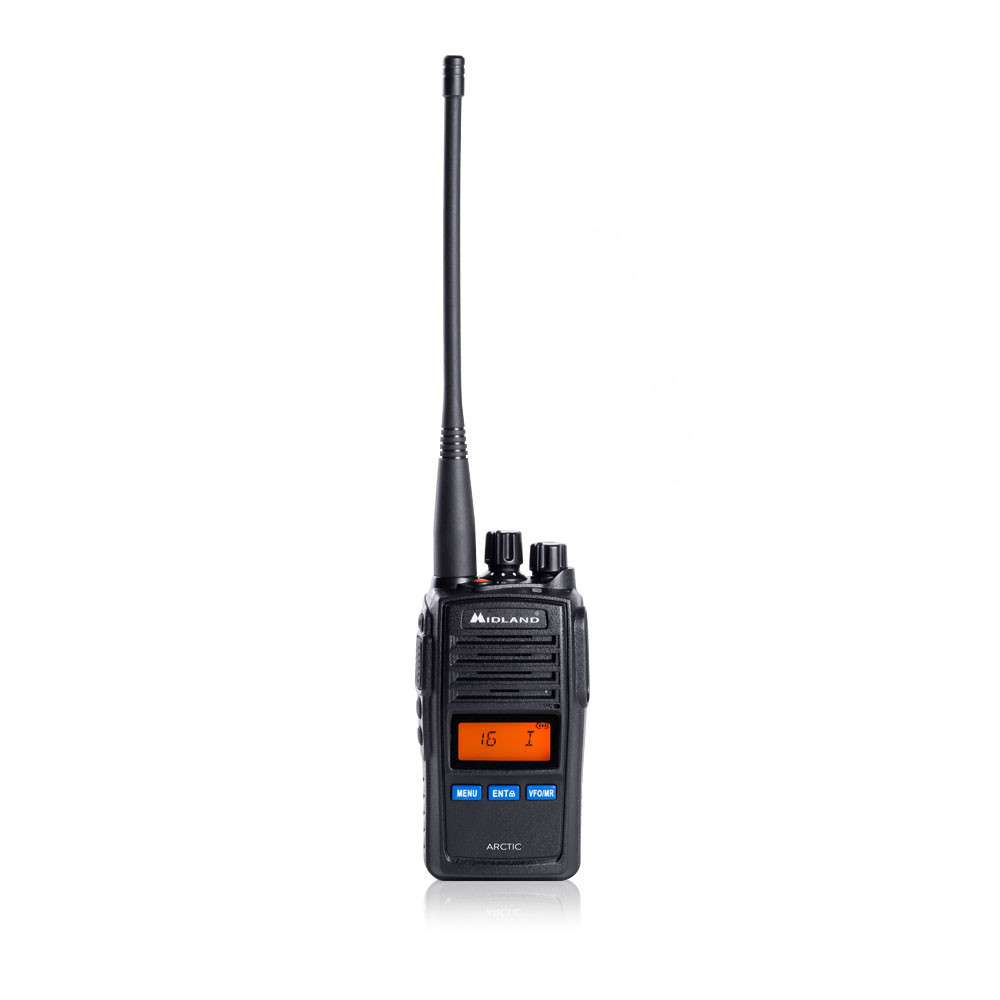 Midland ARCTIC - Portatile VHF Marino