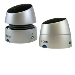 Offerta: iHome iHM79 Speaker stereo portatile ricaricabile - Silver