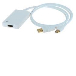 Kanex - Adattatore da mini DisplayPort ad HDMI - USB Audio