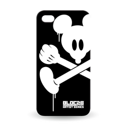 Disney iPhone 4 - Topolino Skull
