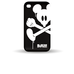 Disney iPod Touch 4 - Topolino Skull