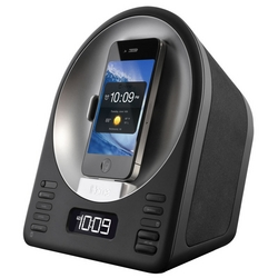 Image of iHome iA63 Radiosveglia per iPhone e iPod con dock motorizzato