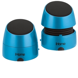 Offerta: iHome iHM79 Speaker stereo portatile ricaricabile - Blue