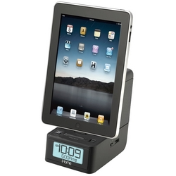 Image of iHome iD37 Radiosveglia per iPad, iPhone, iPod