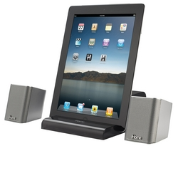 Offerta: iHome iDM15 Speaker stereo bluetooth portatile con stand/custodia